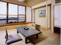 10畳和室・海側のお部屋