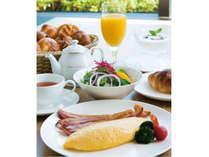 朝食ブッフェ♪ 洋食と和食、そして福岡の郷土料理をお楽しみ頂けます