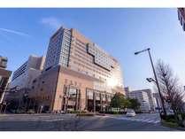 ホテル外観(昭和通り)