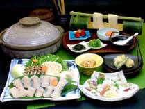 淡白であっさりな上品な夏の旬のお魚「鱧(ハモ)」をいち早くお届け!