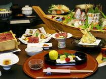 @【会席一例】淡路島の旬の味覚をお楽しみ下さいませ。