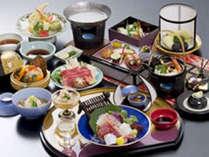 【松会席】厳選された食材を使った贅沢なお料理です