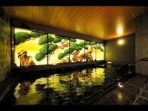 温泉浴場(男湯)