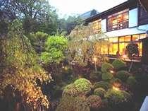 箱根強羅温泉 竹の葉