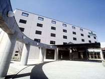 ホテル外観(平成6年4月22日ホテル開業)