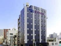 ・ホテル外観:南千住駅からすぐそばの好アクセス!