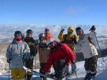 スキーしようぜ!