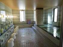 当館1階にある広々とした大浴場です