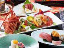 お正月こそホテルで♪ご夕食は和洋会席をどうぞ。       写真はイメージです
