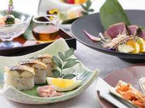 【夏の和食会席】※写真はイメージです