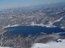 鹿島槍スキー場1