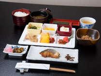 *朝食一例/和定食