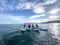 【SUP】 琵琶湖は最高です