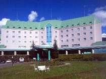 北海道:美瑛・白金温泉 ホテルパークヒルズ