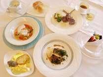 ☆ホテル自慢の洋食ディナー+朝食付プラン☆