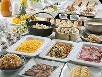◆大人気和洋朝食バイキング◆6:30~9:00