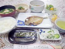 *【朝食例】身体に優しい朝ごはん。しっかり栄養補給!
