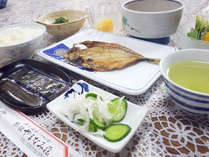 *【朝食例】朝からしっかり食べてお仕事&観光へ!