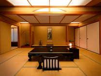 露天風呂付き特別室 ※離れのような佇まいの特別室。特別な一日を大切な方とお過ごしください。