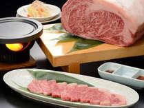 人気の「岩手牛ステーキ」付き。岩手の美味しい牛肉をご賞味ください,