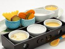 離乳食のアレルギー、食品の堅さ、柔らかさ等はできる限り対応させて頂きますのでご相談下さい
