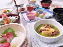 【夕朝食付基本プラン】迷ったらこれ!気軽に味わう♪日本料理★特典チケット付