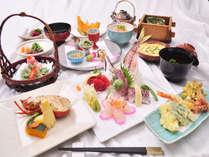 【最上階客室指定】贅を尽くした和会席を味わう八ヶ岳高原の旅♪◆日本料理◆ワンドリンク付