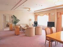 【ロイヤルステイ】平日1室限定★富士山・南アルプスを一望!館内で1室のロイヤルスイートルームステイ♪