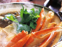 ■カニスキ(一例)■冬の味覚!蟹をほっこりお鍋で召し上がれ♪身体の芯から温まりますよ★