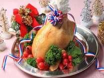 【ゲレンデ側客室確約】クリスマスファミリーブッフェプラン(夕朝食付き)