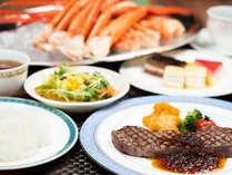 ブッフェ自粛期間のディナー(2020年4月~)イメージ