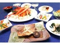 夕食 メインチョイス(魚料理)イメージ