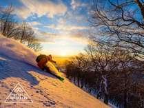雫石スキー場(イメージ)