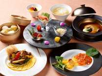 【SHI-EN(シーエン)】中国料理スペシャルディナー・朝食バイキング 2食付きプラン