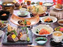 ご夕食「華」(秋~冬)