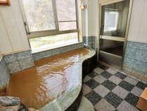 【水芭蕉】展望風呂付客室~客室専用内湯の展望風呂※源泉掛け流しの温泉です