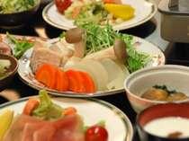 品数豊富でボリューム満点のお料理の数々を存分にご堪能下さい!