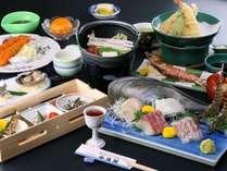 ◆お食事《夕食》◆4月リニューアルの磯香プラン!リーズナブルに南知多の海の幸満喫されたい方必見