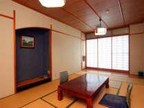 10畳和室■すべてのお部屋からは海を一望することが出来ます