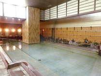 広々した大浴場で名湯「熱海温泉」をご満喫ください。
