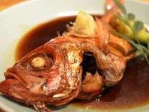 【別注料理】金目鯛の煮つけ