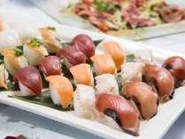 【バイキング】お寿司