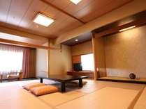リニューアル済のアネックス和室のお部屋です。完全禁煙のお部屋でございます。