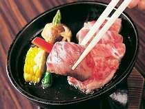 島根の和牛は口の中でとけるほど柔らかい