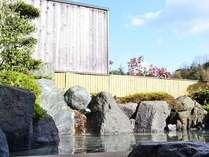【露天風呂】(3)