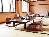 【内風呂付客室 桜の間】(2)