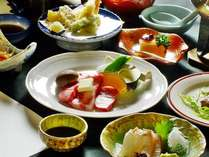 【島根和牛付会席】評価の高い「川隅会席」をベースに、島根和牛を付けたお料理になります。