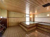 *【大浴場】富士山湧水の大浴場(男女入替制)