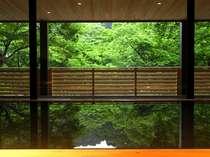 ■月あかりの湯■美しい自然に癒される大浴場