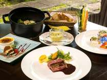 ■洋食・かしきや■ディナータイム洋食フルコース